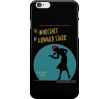 The Adventures of Detective Carter! iPhone Case/Skin