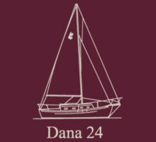 dana 24 white T-Shirt