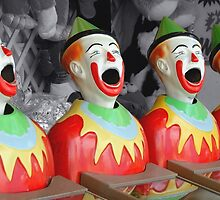 Send in the Clowns by Maree Toogood