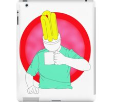 bright young  thing  iPad Case/Skin