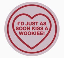 Geeky Love Hearts - Kiss Kids Clothes