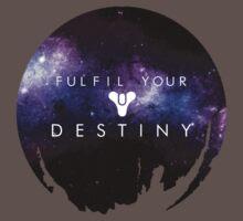 Fulfil Your Destiny by lbrandonl