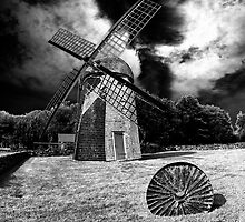 Windmill-Jamestown, RI by owensdp1277