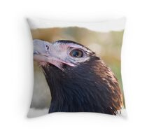 Wedgetail Eagle Throw Pillow