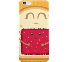 Hug the Strawberry iPhone Case/Skin