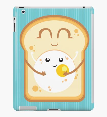 Hug the Egg iPad Case/Skin