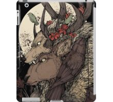 The Elk King iPad Case/Skin