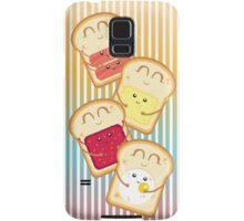 Love your Breakfast Samsung Galaxy Case/Skin