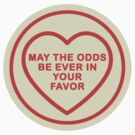 Geeky Love Hearts - Odds by SevenHundred