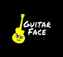 Guitar face - Switched at Birth by sandraklasson
