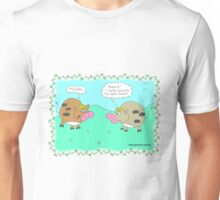 cartoon cows Unisex T-Shirt