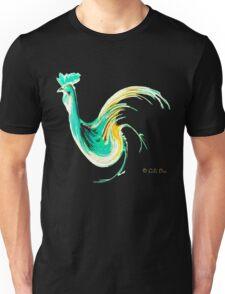 Birdy of paradise Unisex T-Shirt