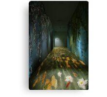 CorridorOfLife-Death-Life Canvas Print
