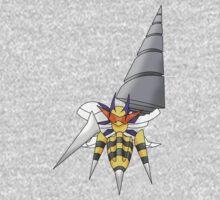 Mega Heaven Piercing Giga Beedrill by vanWriten