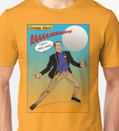 Orange Alert! Unisex T-Shirt