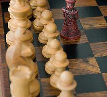 Chinese Chess by clayjars