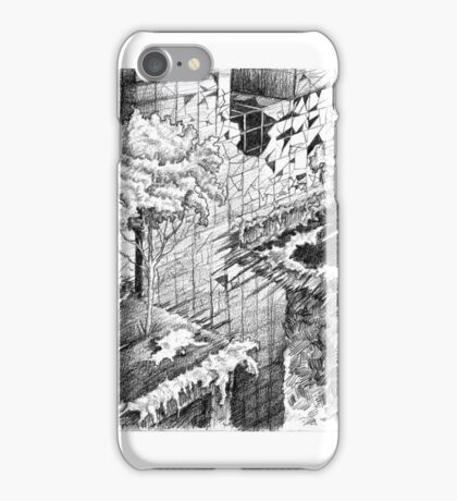 Dystopia iPhone Case/Skin