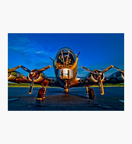 Liberty Belle Blues Photographic Print