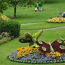 Garden for young and old by Arie Koene