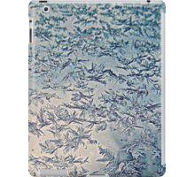 Ice Crystals iPad Case/Skin