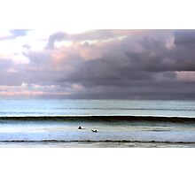 Two Surfers, Lorne Photographic Print