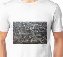 Vinnitsa View From The Airplane 1 Unisex T-Shirt