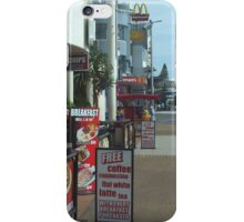 Beach front Surfer Paradise, Qld, Australia iPhone Case/Skin