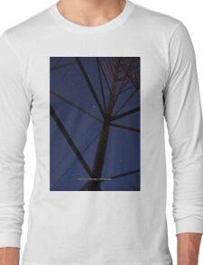 Pylon and the Night Sky Long Sleeve T-Shirt
