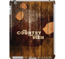 No Country For Old Men iPad Case/Skin