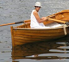 'Under Oars' by Roger Smith