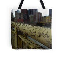 Pittsburgh Bridge Growth Tote Bag