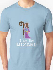 I am the (lady) Wizard Unisex T-Shirt