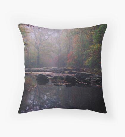 Fall Serenity Throw Pillow