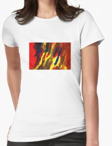 type of my monotype Womens Fitted T-Shirt