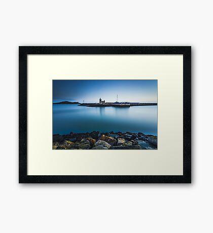 Howth, Ireland Framed Print