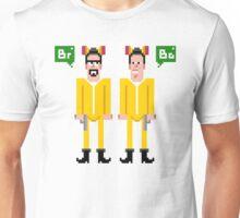 Pixel Breaking Bad Unisex T-Shirt