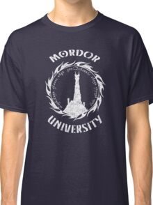 Mordor University Classic T-Shirt