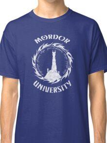 Mordor University Classic T-Shirt