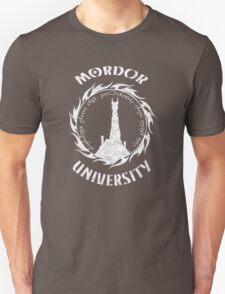Mordor University Unisex T-Shirt