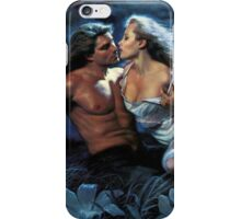The Prince of Midnight stepback  iPhone Case/Skin