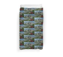 Mt. Washington Overlook & The Incline - Pittsburgh Pa Duvet Cover