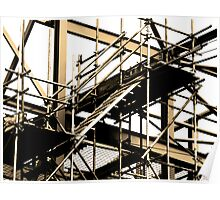 Scaffold Poster