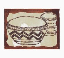African clay pots - Ethnic series Kids Clothes