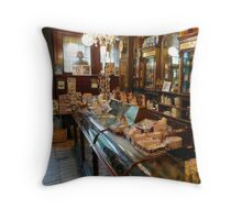 The Apothecary Throw Pillow