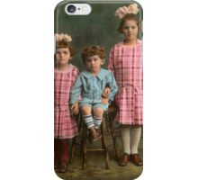 Americana - Molly, Solly and Bertie iPhone Case/Skin