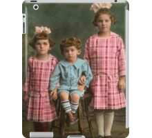 Americana - Molly, Solly and Bertie iPad Case/Skin
