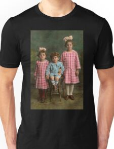 Americana - Molly, Solly and Bertie Unisex T-Shirt
