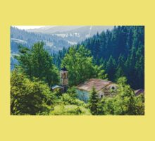 The Village Church - Impressions of Mountains and Forests Kids Clothes