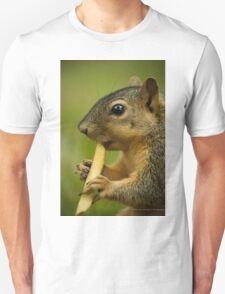 Squirrel Eating a French Fry T-Shirt