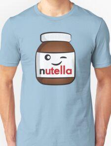Nutella face 4 Unisex T-Shirt